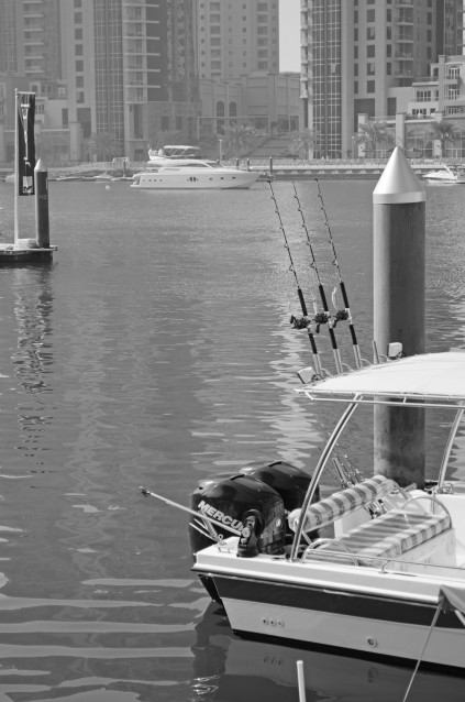 Gone Fishing, Dubai Marina